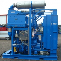 Fracturing and Acidizing Equipment | Pump Skid |